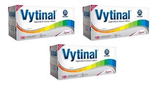 Kit 3 Caixas Vytinal Com 100 Comprimidos