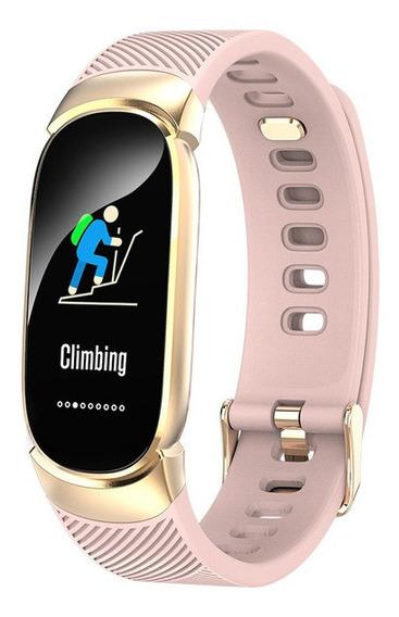 Reloj Inteligente Para Mujer, Pulsera De Fitness, Para Andro