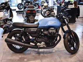 Moto Guzzi V7 Iii Stone 750i Abs0km Motoplex Pilar