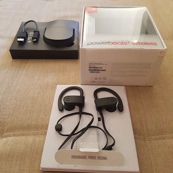 Beats Powerbeats3 Wireless Preto