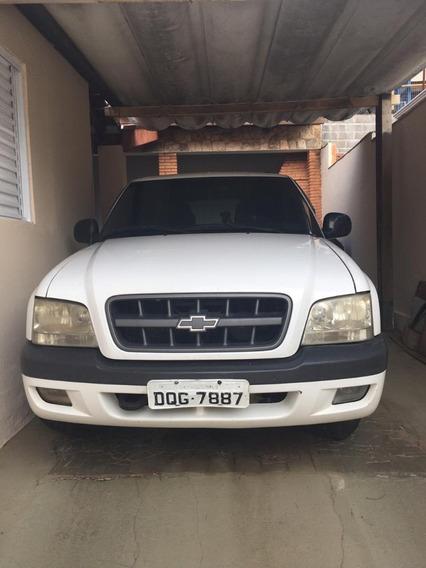Chevrolet - Blazer 4x4 Colina - Branca