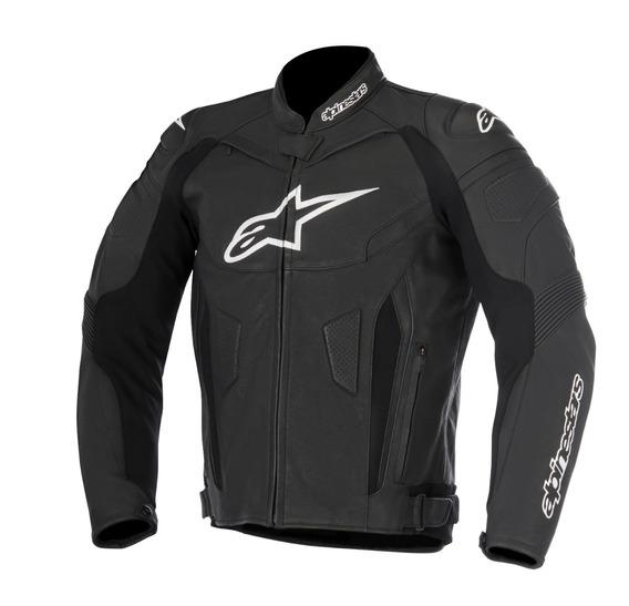 Campera Gp Plus R V2 - Campera Cuero Moto Pista Alpinestars