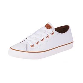 519368bd4c Tenis Feminino Capricho Branco - Calçados