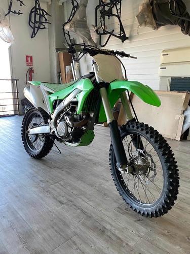 Imagen 1 de 10 de Moto Kawasaki Kx 450