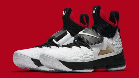 new product ab3bb 07f76 Lebron 15 Diamant - Zapatos Nike de Hombre en Mercado Libre ...