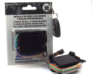 Destellador Programable Giros Y Balizas Para Moto Smart-turn