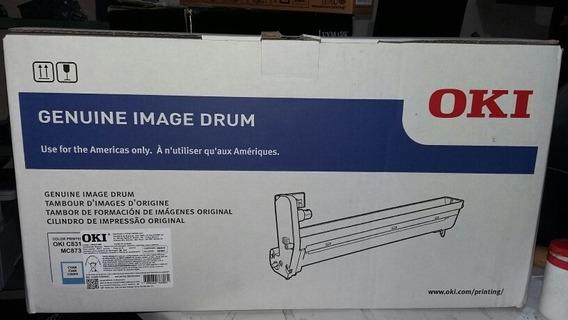 Oki 30k Cyan Image Drum For C831
