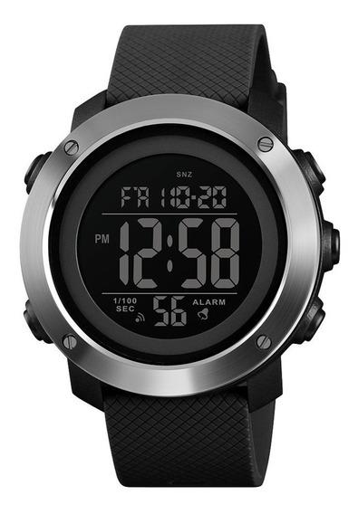 Skmei Esportes Ao Ar Livre Relógio 1416 Preto / Jantes