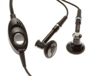 Verizon Oem Auriculares Manos Libres De 35 Mm Con Cable Auri