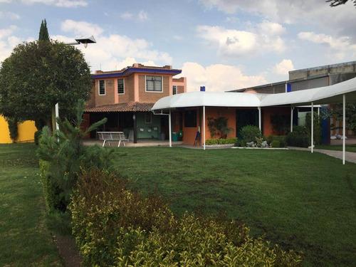 Imagen 1 de 24 de Inmueble Productivo Para Usos Múltiples En Toluca, Estado De México