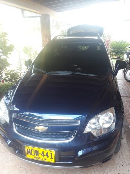Chevrolet Captiva Sport 2.4 Azul 5 Puertas
