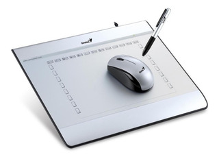 Tableta Grafica Digitalizadora Genius Mousepen I608x Mouse