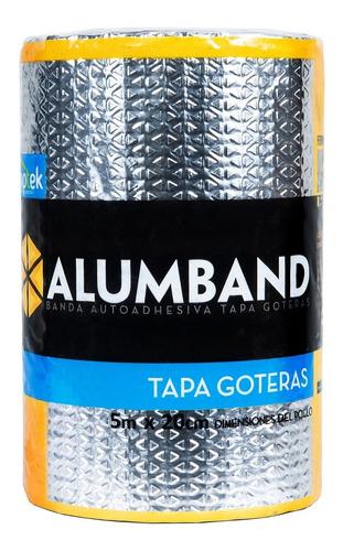 Cinta Asfaltica Tapagotera Eternit 20cm*5m Alumbad Adhesiva