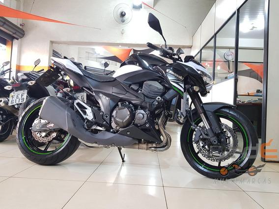 Kawasaki Z 800 Branco 2013