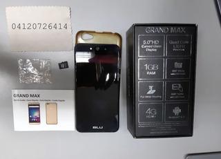 Vendo Blu Grand Max Como Nuevo