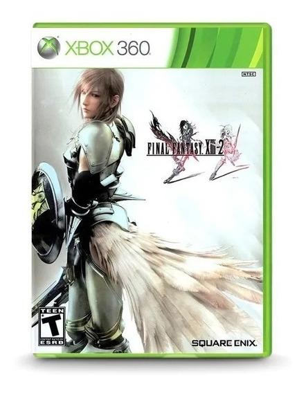 Final Fantasy Xlll-2 Original Xbox 360 Físico Envio Rápido