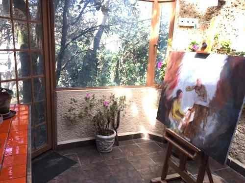 Pedregal De San Nicolas, Tlalpan.- Vendo Casa Zona Arbolada