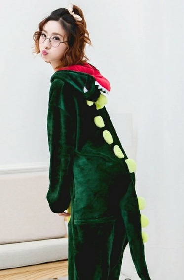 Kigurumi Dinosaurio Adulto