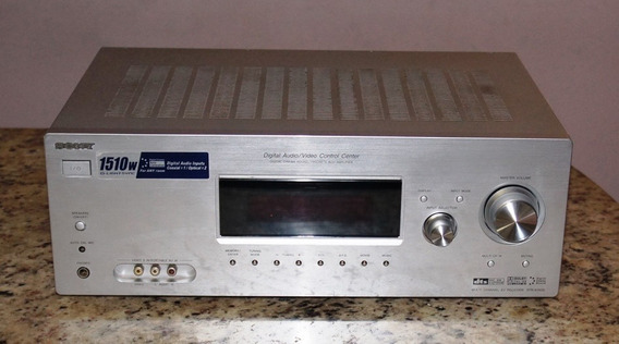 Lindo Receiver Sony 1510w 6.2 + Adaptador Bluetooth