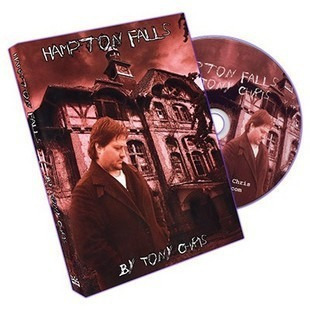 Magica(dvd Hampton Falls By Tony Chris