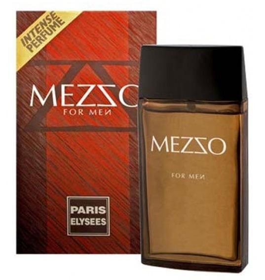 Perfume Mezzo Paris Elysees 100 Ml - Original E Lacrado