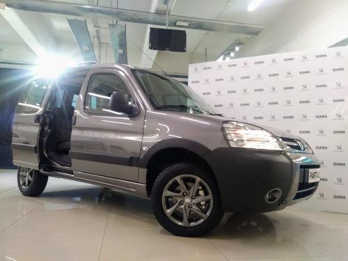 Peugeot Partner Patagonica Hdi