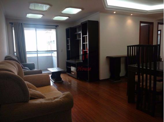 Apartamento - Tatuape - Ref: 4554 - L-4554