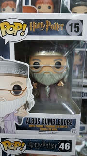 Funko Pop #15 Albus Dumbledore - Harry Potter