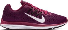 Tenis Nike Feminino Zoom Winflo 5 Roxo/bco