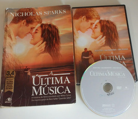 Combo - A Ultima Musica ( Livro + Dvd Original)