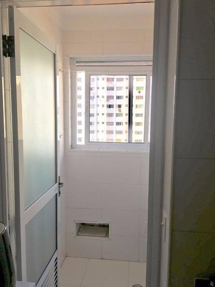 Apartamento Residencial À Venda, Centro, São Vicente. - Ap4509