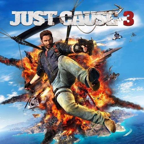 Just Cause 3 Juego Pc Original Cdkey + Online + Español