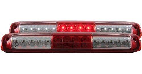 Anzo Usa 531029 Chevroletgmc Led Red Tercera Asamblea De Luz