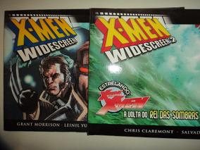 X Men Widescreen 1 E 2 Completa Panini 2003 Excelentes