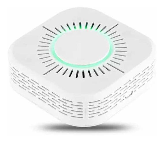 Detector De Fumaça Incêndio Sensor Rf 433mhz Alarme Sonoff