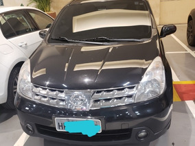Nissan Livina 1.8 Flex Aut. 5p 2009