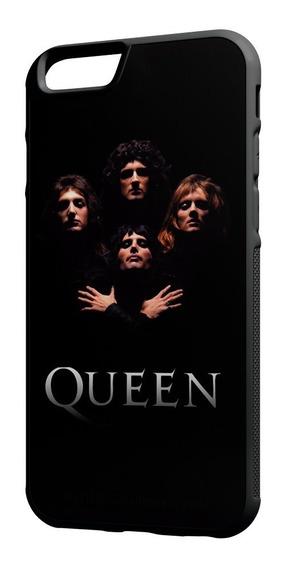 Funda Protector iPhone - Queen Fredie Mercury Envio Gratis