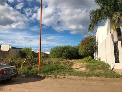Terreno Privilegiado En Fidepaz Ave Cabrillas 374 Metros