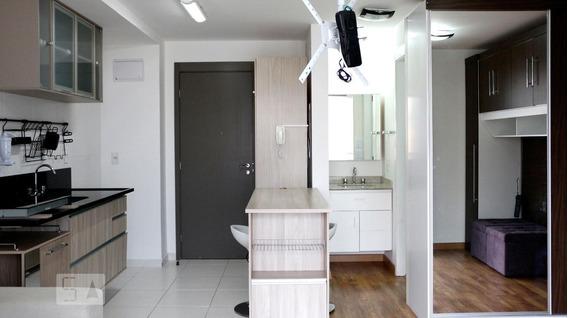 Apartamento Para Aluguel - Perdizes, 1 Quarto, 30 - 893067760