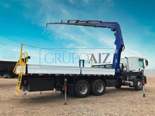 Caminhão Com Guindaste Aizcrane 45 Ton (munck) Vw 26.280 0km