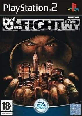 Def Jam Fight For Ny Patch - Para Ps2