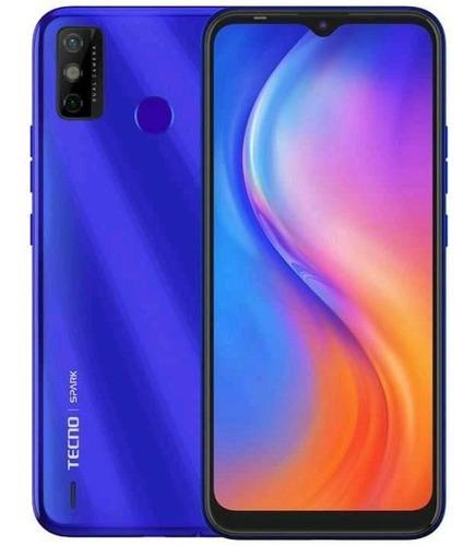 Telefono Tecno Spark 6 Go 2 Gb Ram 32 Gb Azul