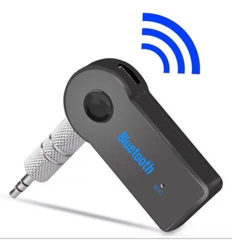 Receptor Auxiliar De Audio Bluetooth Carro Casa