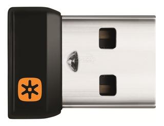 Adaptador Receptor Logitech Unifying 3mm 2.4ghz H/ 6 Conex.