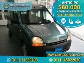 Renault Kangoo 2007 Break Diesel Full Como Nueva