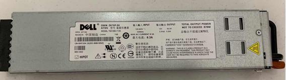 Fonte Servidor Dell Poweredge 1950 Pn Z670p-00 Garantia Nf