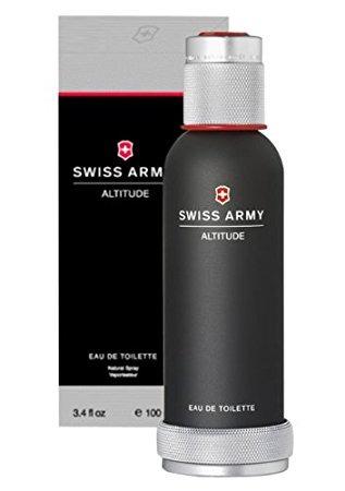 Perfume Altitud Swiss Army Caballero100ml - 100% Originales