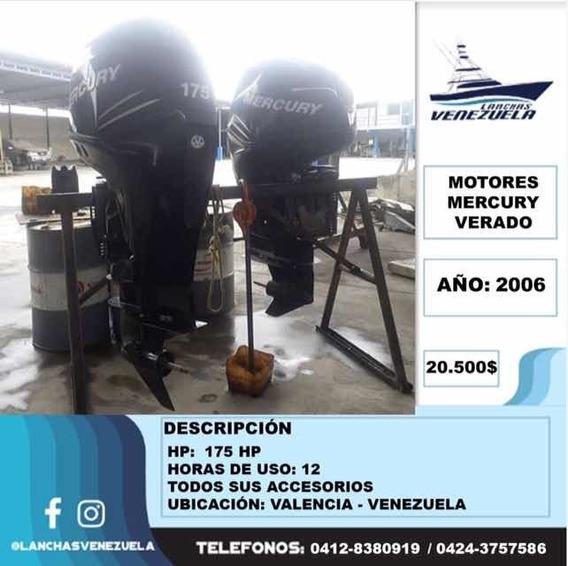 Motores Mercury Verado 175 Hp Lv35
