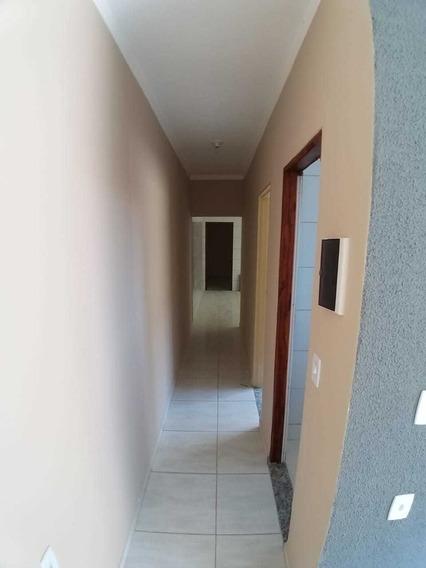 Casa Residencial Em Araraquara - Sp - Ca0169_eliana