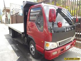 Camiones Plataformas Jac 1061